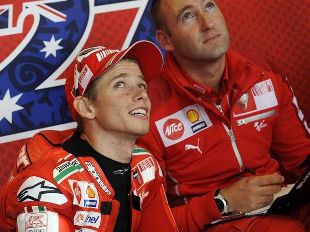 MotoGP espera a Casey Stoner en Estoril