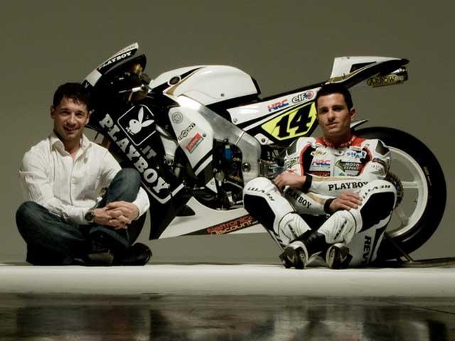 Randy De Puniet renueva con el Team LCR Honda MotoGP