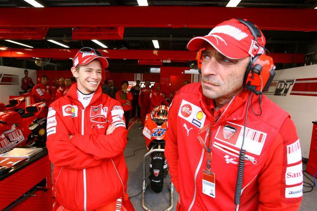 MotoGP: Livio Suppo, convencido del regreso de Stoner
