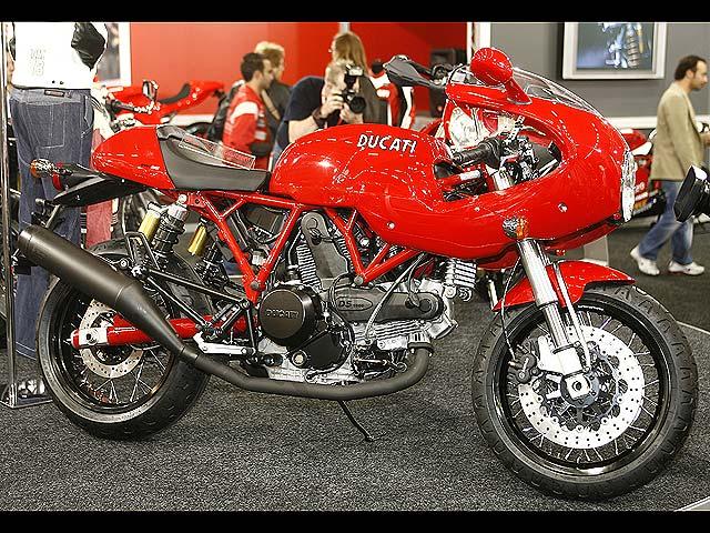 Ducati en el Intermot