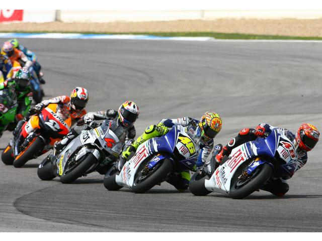 GP de Portugal: las motos en TVE