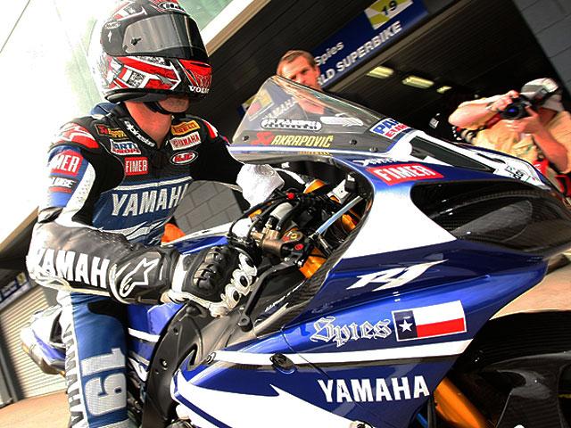 Ben Spies correrá en MotoGP en 2010...