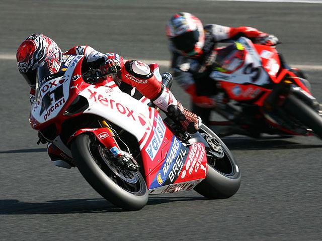 Haga recupera el liderato tras ganar la segunda carrera de Magny-Cours