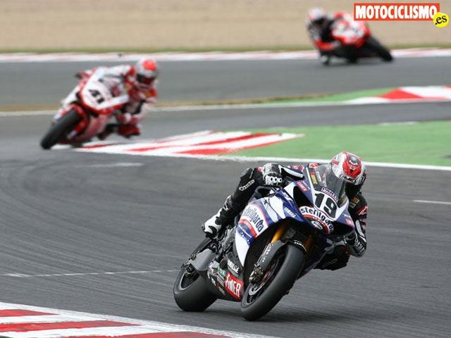Fotos de el Mundial de Superbike en Magny-Cours