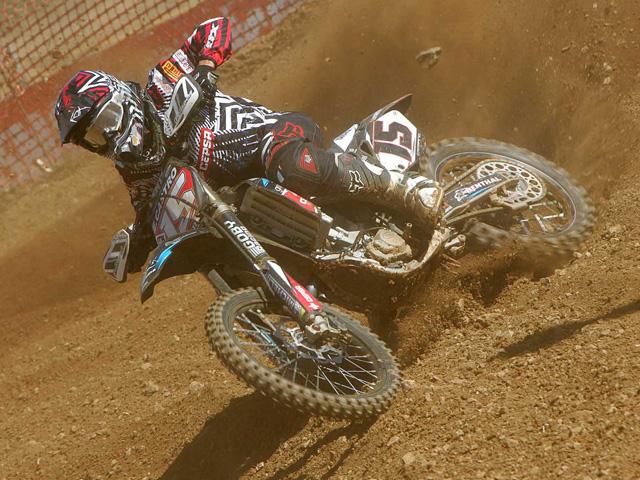 Carlos Campano Campeón de España Motocross MX Elite