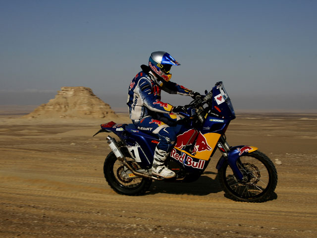 Cyril Despres, rey del Rally de los Faraones