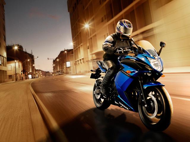 Yamaha XJ6 Diversion F 2010