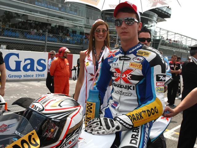Max Neukirchner vuelve a Honda