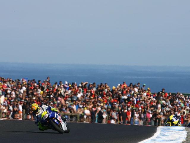 GP de Australia: las motos en TVE
