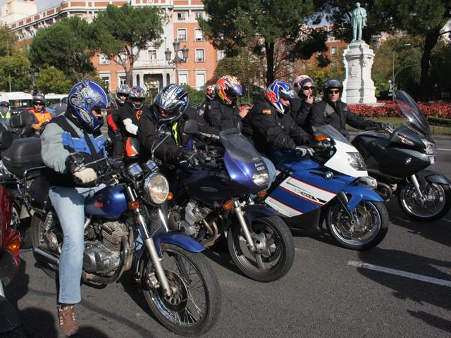 Manifestación Motera Nacional, será el 14 de noviembre de 2009