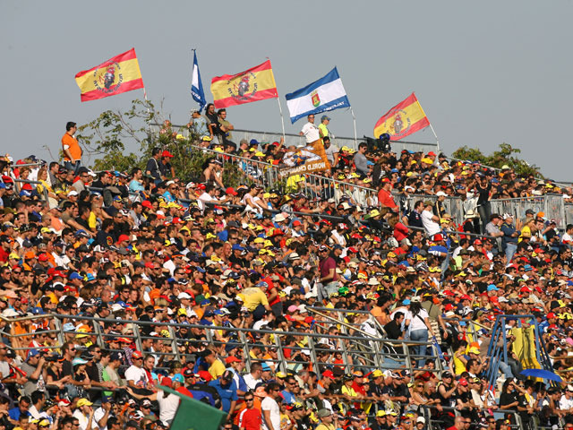 Entradas del GP de Valencia, a la venta en el Circuito de Cheste