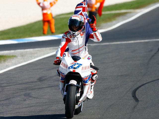 Valentino Rossi, más cerca del título.