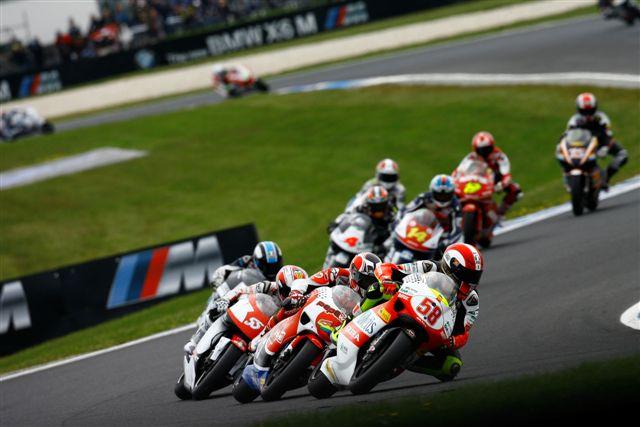 250 en el GP de Malasia: primer asalto con final abierto