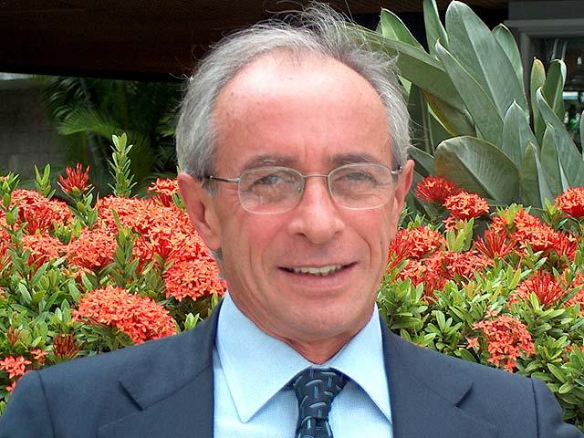 Vito Ippolito, presidente de la FIM