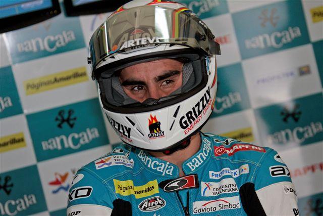 Bautista y Simón tendrán dos curvas en el circuito de Albacete