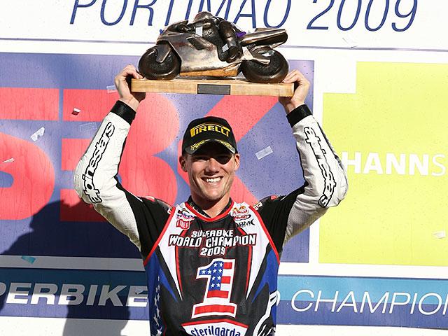 Ben Spies, campeón del mundo de Superbike