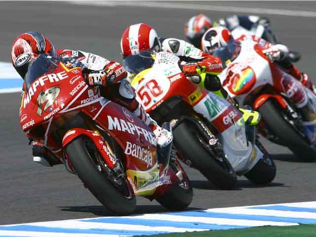 Servicios de Action Team en el Gran Premio de Cheste