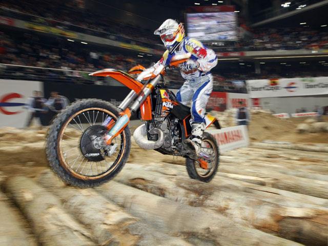 Tadeusz Blazusiak (KTM), campeón del endurocross americano