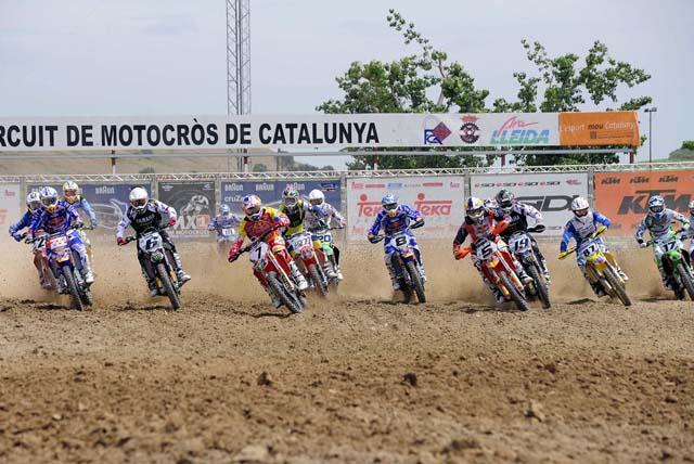 Calendario 2010 Mundial de Motocross