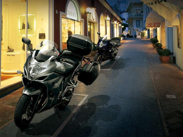 Las motos más baratas: precios de Suzuki con el nuevo impuesto de CO2
