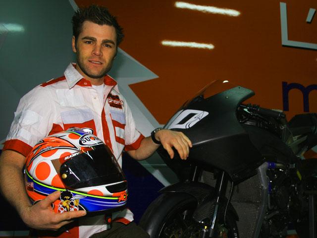 Fonsi Nieto volverá al Mundial de Motociclismo en Moto2