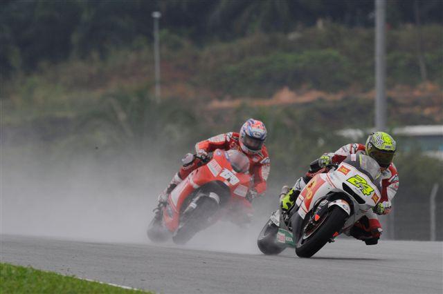 Toni Elías estará finalmente con Gresini en Moto2
