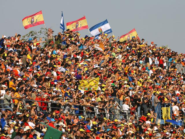 GP de Valencia: las motos en TVE
