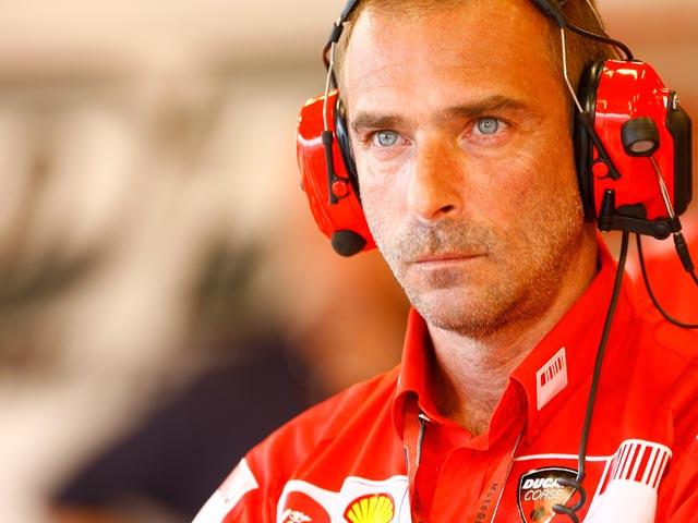 Livio Suppo deja Ducati... para irse a Honda HRC