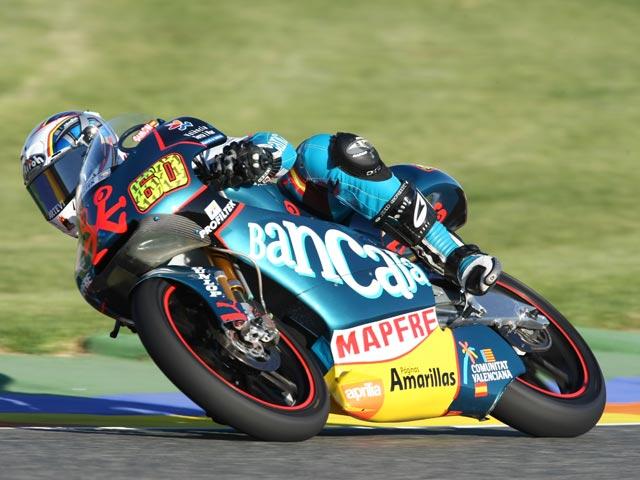 Julián Simón logra la victoria en el GP de Valencia
