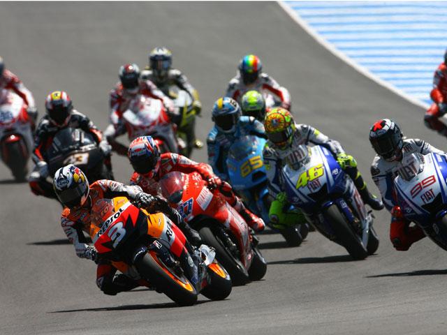 Calendario MotoGP 2010