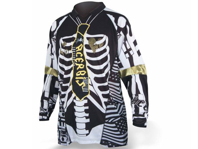 Colección Acerbis Skeleton MX10