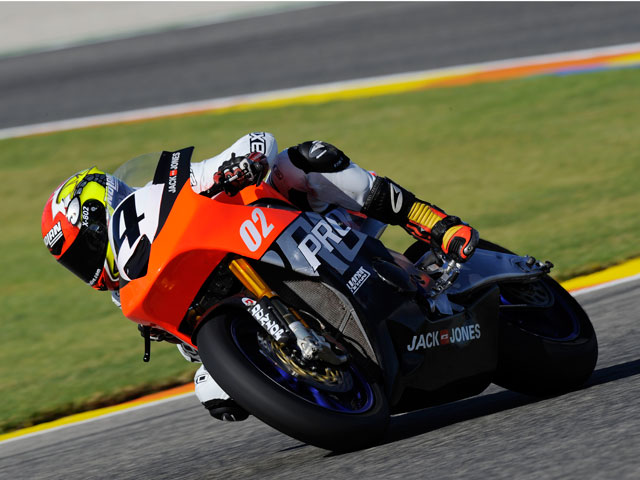 Listado provisional de inscritos en Moto2