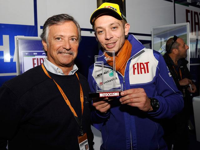 Valentino Rossi, el Número 1 de MOTOCICLISMO
