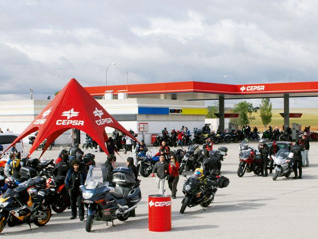 Oasis Motociclismo, así lo pasamos de camino al GP de Valencia