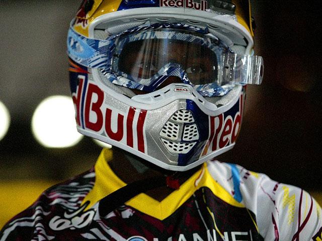 James Stewart (Yamaha) se ausenta en varios supercross por problemas físicos