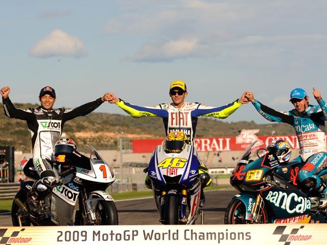 MOTOCICLISMO Especial Grandes Premios 2009