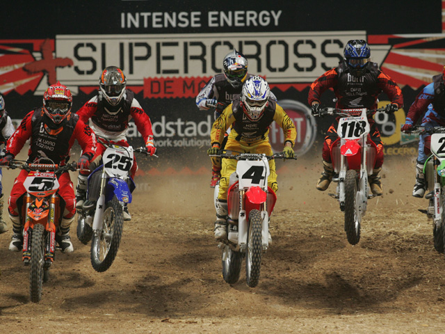 Action Team te invita al Supercross de Madrid