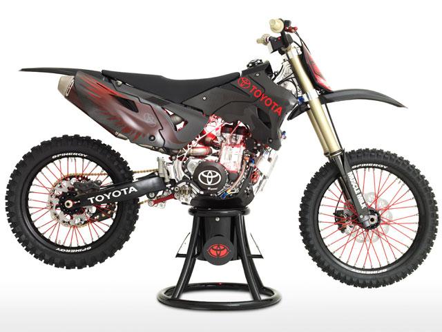 Toyota JGRMX de motocross