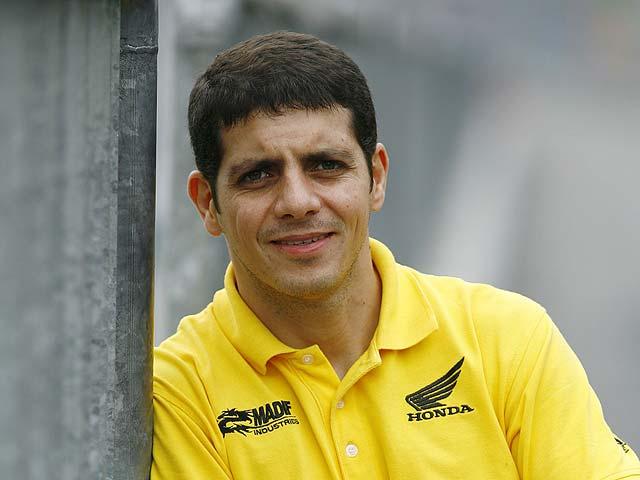 Barros vuelve a MotoGP