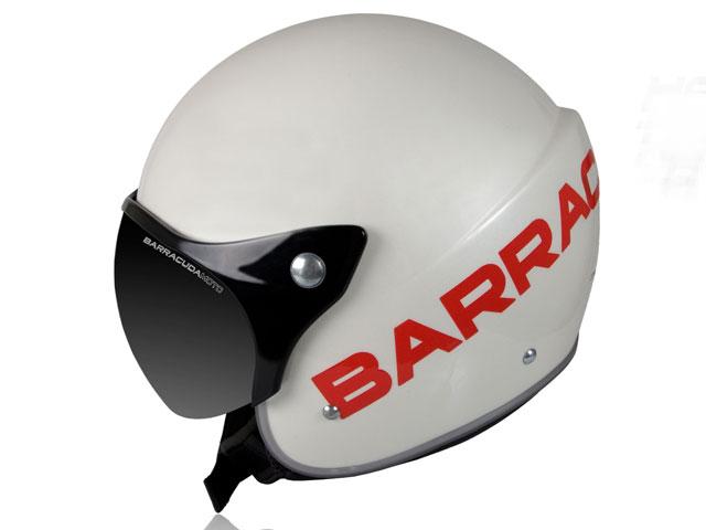 Casco jet Barracuda Moto