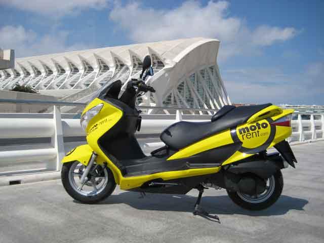 Alquila tu moto con Action Team más barata
