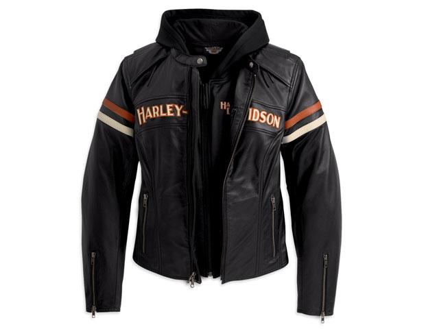 Ropa y accesorios Harley Davidson para este invierno