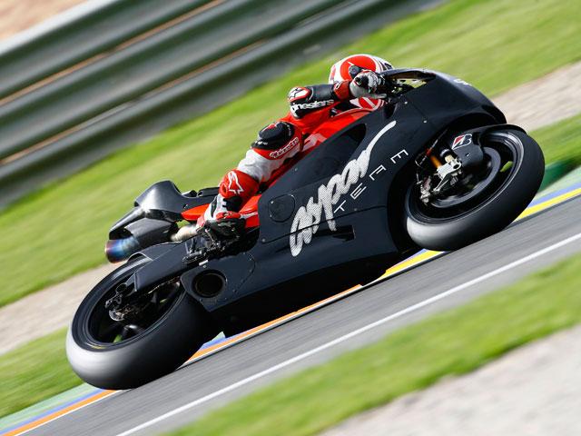 """Barberá: """"Cada vez que subo a la Ducati conduzco más fino"""""""