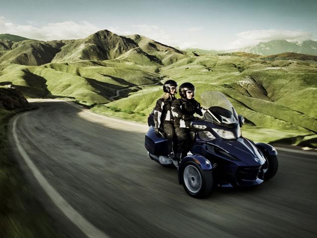 Can Am Spyder Roadster RT