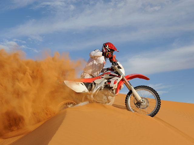 Panáfrica 2010, 2.000 kilómetros por dunas y nieve
