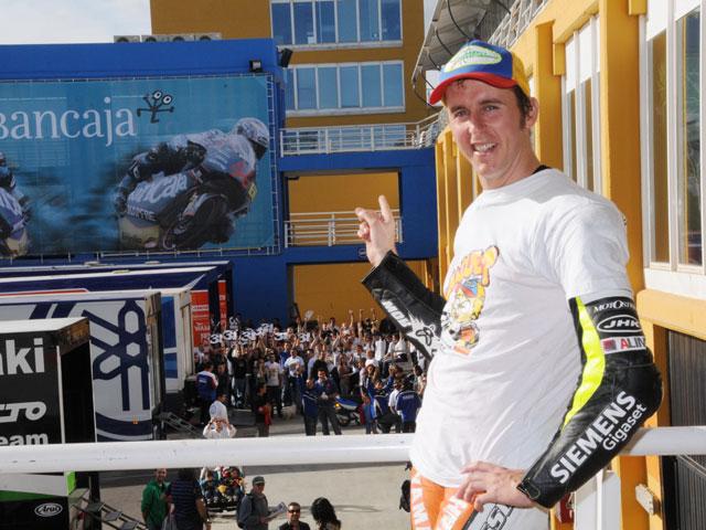 Carmelo Morales. Objetivo: Mundial en 2011