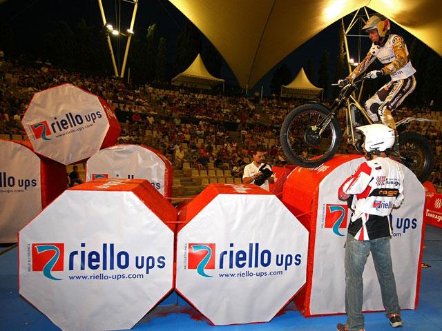 Adam Raga correrá en el Trial Indoor de La Coruña