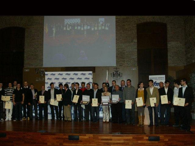 Gala de Campeones de la RFME 2009
