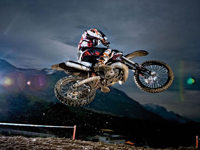 KTM presenta el Gravity Kit