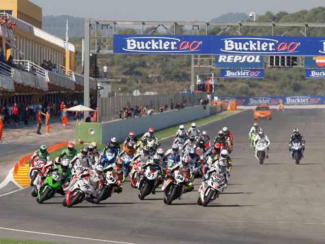 Reglamento de Moto2, CEV 2010
